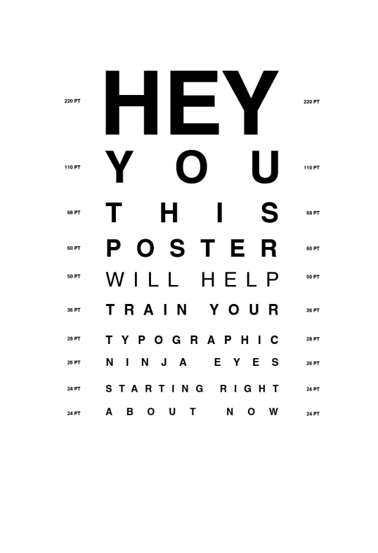 typography, text, black and white, eye test, funny