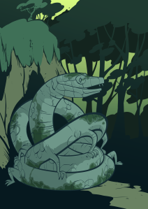 crawlingsnake