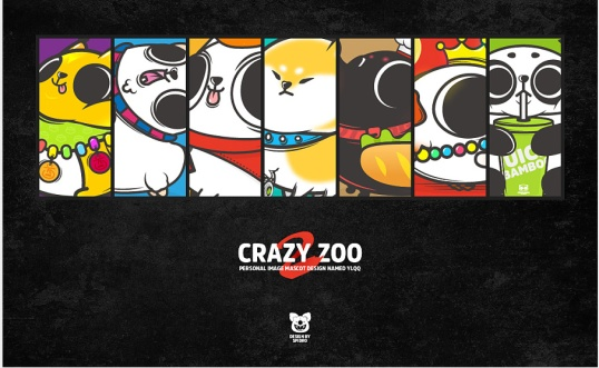 crazy zoo cover